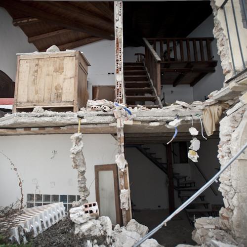 l'aquila earthquake