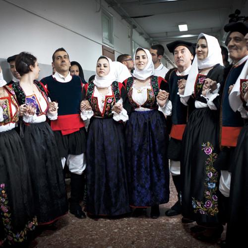 Cavalcata Sarda 2012