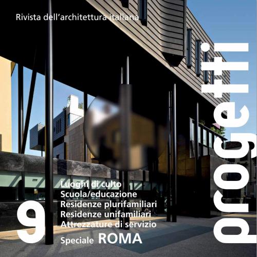 Rivista progetti roma