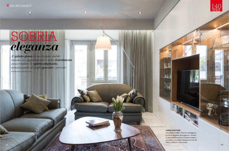 fotografia interni roma
