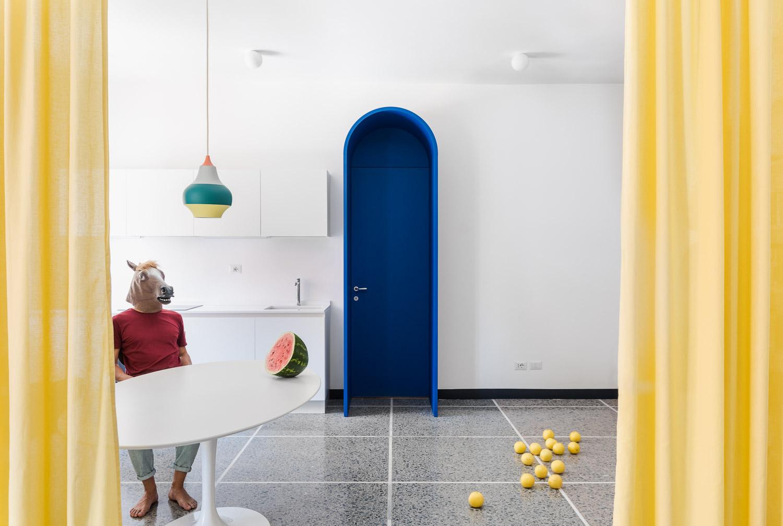 Appartamento surrealista